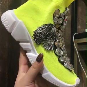 d8a0f0cff39fdd Shoes - Motorsport Bling sneakers